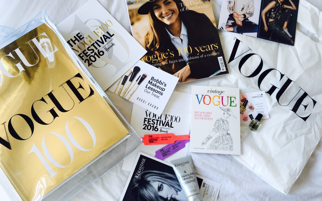 All things Vogue